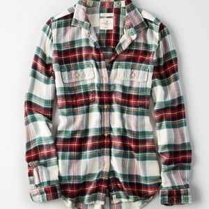 American Eagle Super Soft Flannel